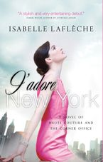 J'adore New York Paperback  by Isabelle Lafleche