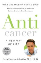 Anticancer Paperback  by David Servan-Schreiber