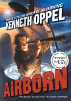 Airborn Paperback  by Kenneth Oppel