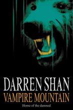 Vampire Mountain Paperback  by Darren Shan