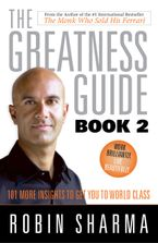 The Greatness Guide Book 2 Paperback  by Robin Sharma