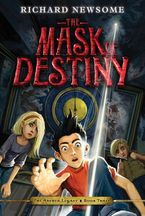 The Mask Of Destiny Paperback  by Richard Newsome