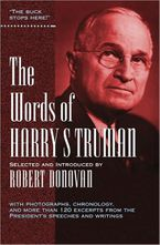 The Words of Harry S. Truman Paperback  by Harry S. Truman