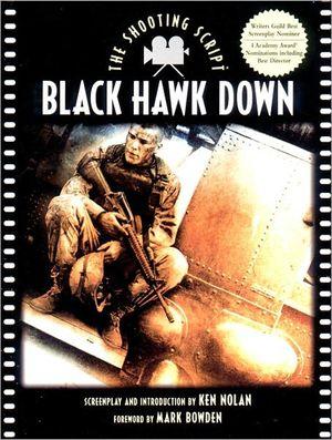 Black Hawk Down book image