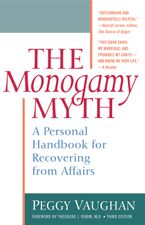 The Monogamy Myth Paperback  by Peggy Vaughan