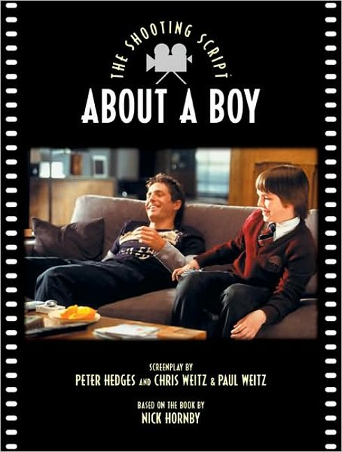 about a boy movie essay Like a movie (essay) movie theater seats face the audience from onstage me turning down a boy sophomore year of high school baker.