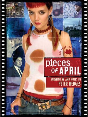 Pieces of April book image
