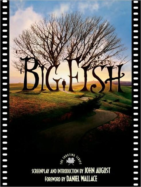 Big fish john august paperback for Book with fish on cover