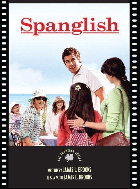 Signed Spanglish Trend Mark Adam Sandler.