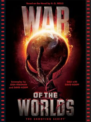 War of the Worlds book image