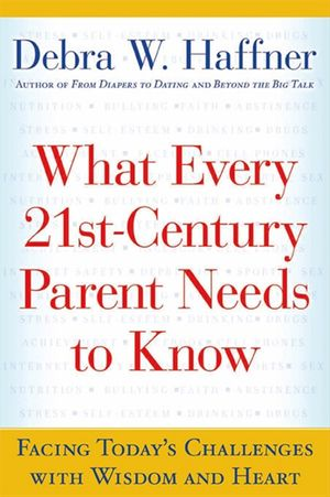 What Every 21st Century Parent Needs to Know book image
