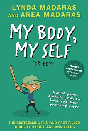 My Body, My Self for Boys book image