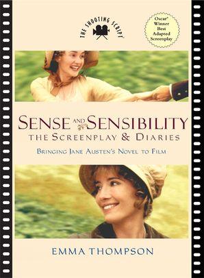 Sense and Sensibility Paperback  by Emma Thompson