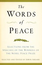 The Words of Peace, Fourth Edition Paperback  by Irwin Abrams
