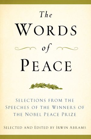 The Words of Peace, Fourth Edition book image