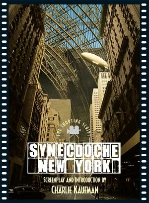 Synecdoche, New York book image