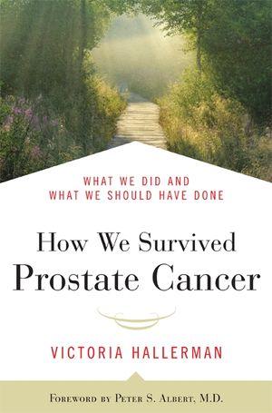 How We Survived Prostate Cancer book image