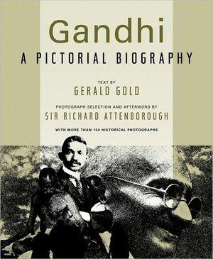 Gandhi book image