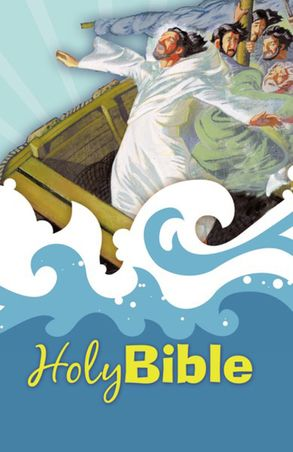Cover image - NIV Outreach Bible For Kids