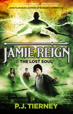 Jamie Reign The Lost Soul eBook  by P J Tierney