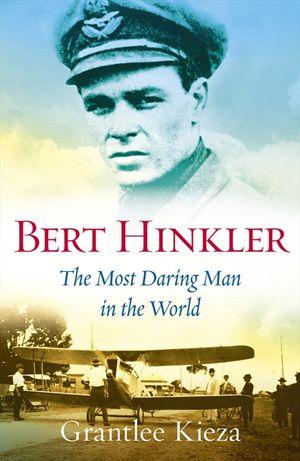 Bert Hinkler book image