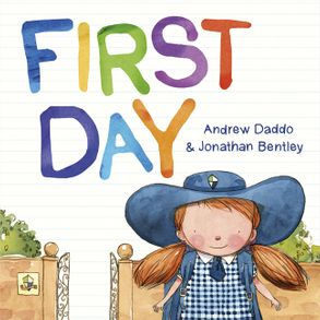 Cover image - First Day