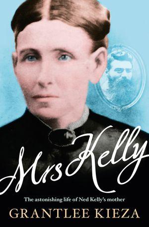 Mrs Kelly book image