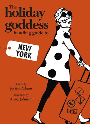The Holiday Goddess Handbag Guide to New York book image