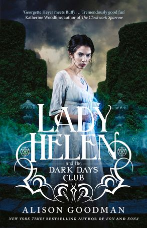 Cover image - Lady Helen and the Dark Days Club