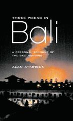 Three Weeks in Bali