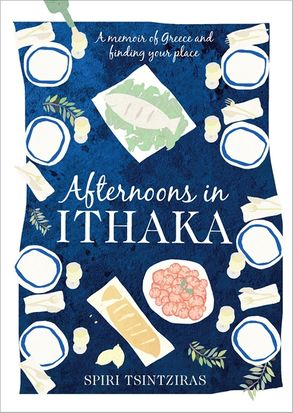 Cover image - Afternoons in Ithaka