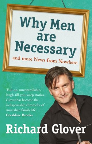 Why Men are Necessary and More News From Nowhere book image