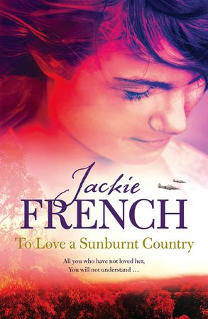 Cover image - To Love a Sunburnt Country