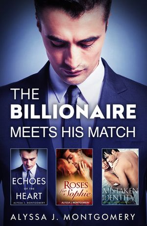 The Billionaire Meets His Match - 3 Book Box Set book image