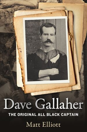 Dave Gallaher book image