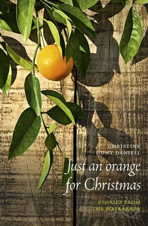 Just an Orange for Christmas book image