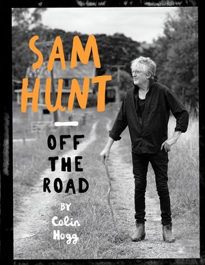 Sam Hunt: Off the Road book image