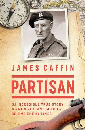 Partisan book image
