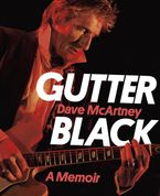 Gutter Black - Dave McArtney