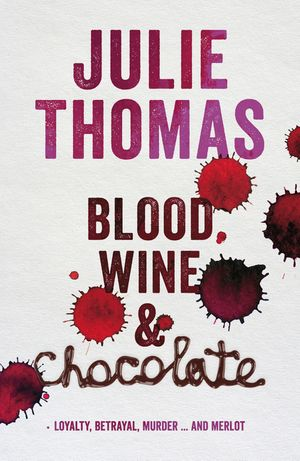 Blood, Wine and Chocolate book image