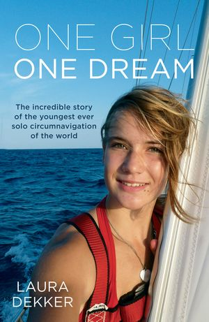 One Girl One Dream book image