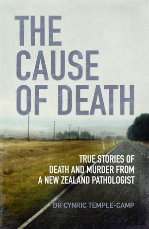 The Cause of Death book image