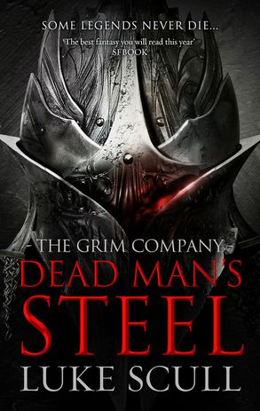 Cover image - Dead Man's Steel