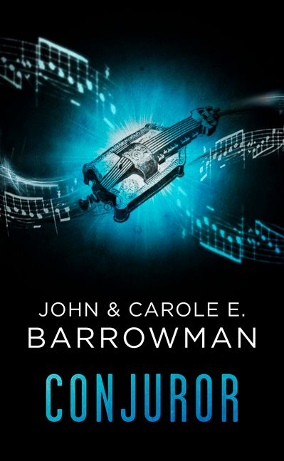 Conjuror by John and Carole E Barrowman