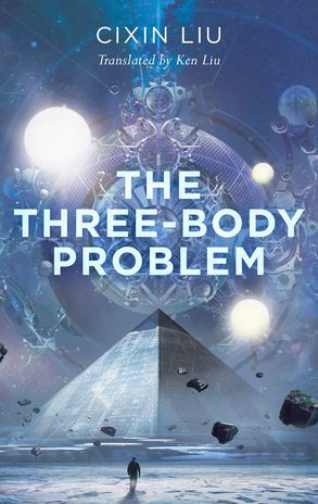 Cover image - The Three Body Problem