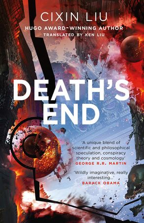 Cover image - Death's End