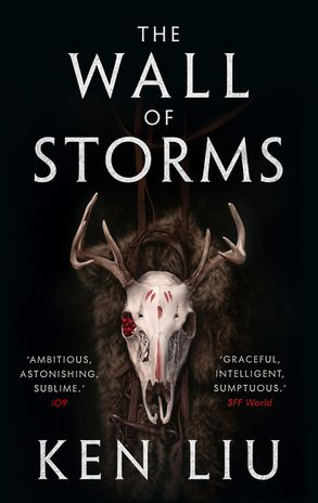 Cover image - The Wall of Storms