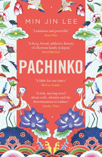 Image result for pachinko min jin lee cover