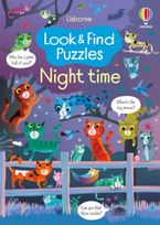 Look and Find Puzzle Night Time
