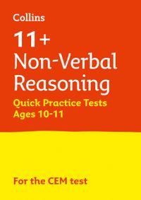 collins-11-practice-11-non-verbal-reasoning-quick-practice-tests-age-10-11-year-6-for-the-2021-cem-tests
